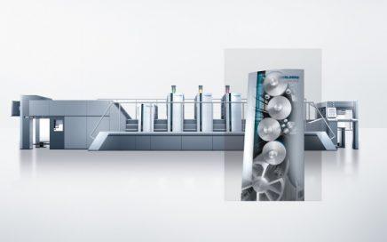 Heidelberg Speedmaster XL75 Anicolor machine view (Source: Heidelberger Druckmaschinen AG)