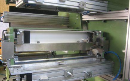 NOVA Compact installed in flexo printing press