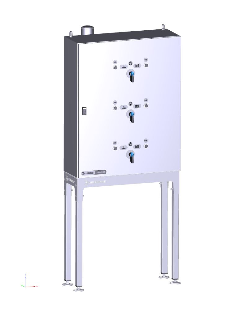 EPQ 203 for three printing stations