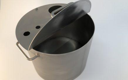 EPZ ink pump container design