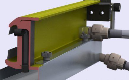 NOVA Compact self-supporting chamber set-up