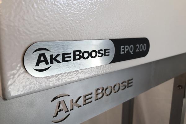 EPQ 200 ink supply system