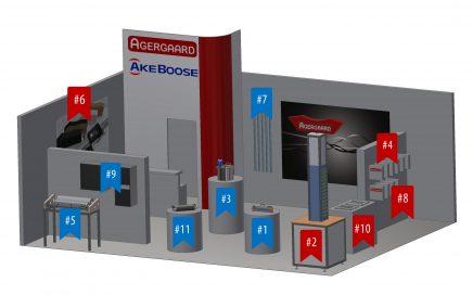 AkeBoose virtual drupa booth 2020