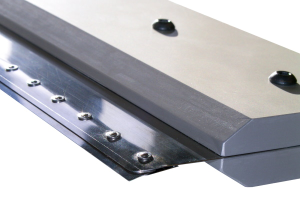 Strip-Blade blade holder for rotogravure