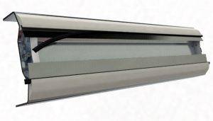 Patented AkeBoose blade clamping system