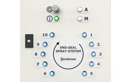 ESS control panel